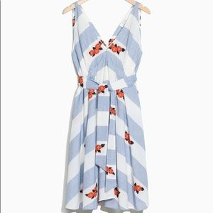 & Other Stories Peony Picnic Dress